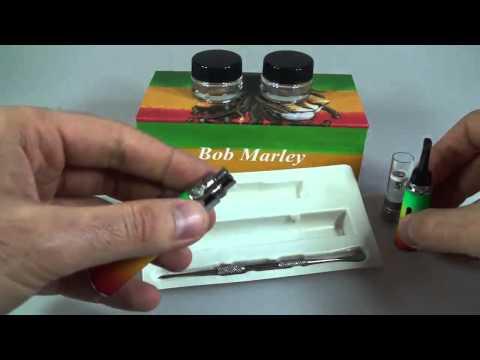 Vaporizator Bob Marley G pen