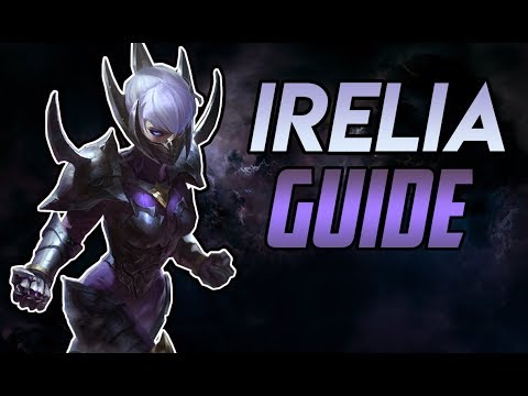 Reworked Irelia Guide | Diamond | League of Legends ...  Reworked Irelia...