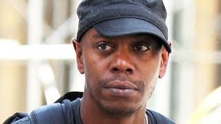 """Dave Chappelle: """"I F*cked Up"""""""