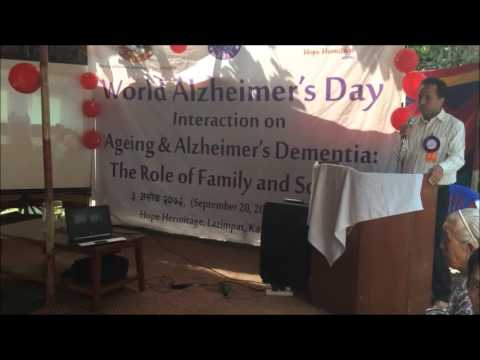 Hope Hermitage & Ageing Nepal celebrates World Alzheimer's D