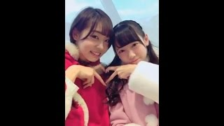 20161218 LINELIVE 原宿駅前パーティーズ 中田陽菜子(原宿乙女)16歳 ...
