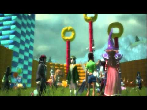 Free Realms Crystal Bluegem 2011 World Cup Quidditch