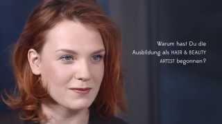 Unsere Azubibotschafterin Kathi über Ihre Ausbildung zum Hair & Beauty Artist