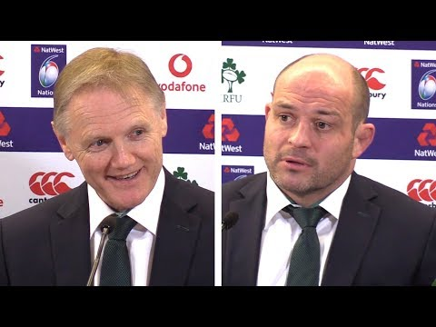 Ireland v Wales - Joe Schmidt & Rory Best Post Match Press Conference - Six Nations