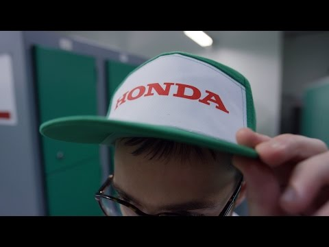 Welcome to Honda: Tour#2: Uniforms