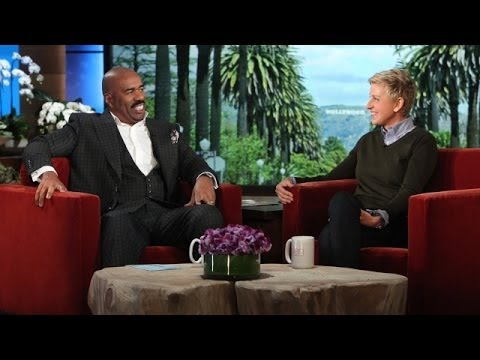 Is Steve Harvey Dropping One of His Gigs?