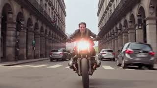 Mission Impossible: Fallout (2018) - Motorcycle Chase