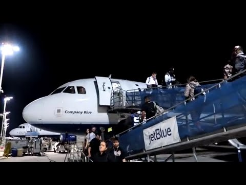 jetBlue Airways A320 Flight 1925 San Jose (SJC) to (LGB) Long Beach Full Flight