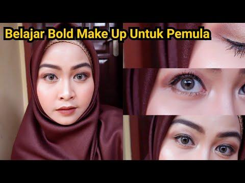 belajar-bold-make-up-untuk-pemula!