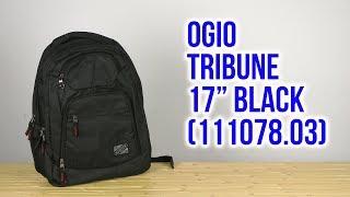 Розпакування OGIO Tribune 17 Black 111078.03