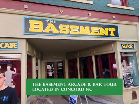 The Basement Arcade U0026 Bar ...