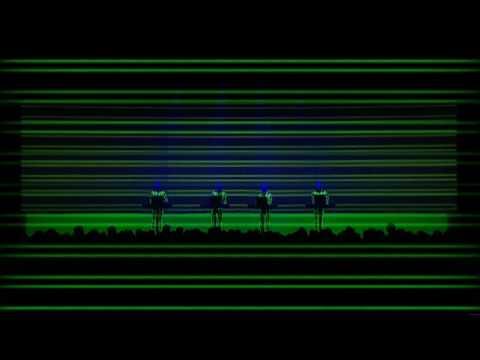 Kraftwerk - Aero Dynamik (live) HD
