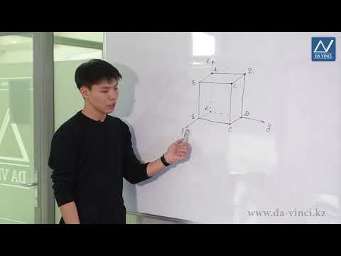 Видеоурок координаты вектора 11 класс