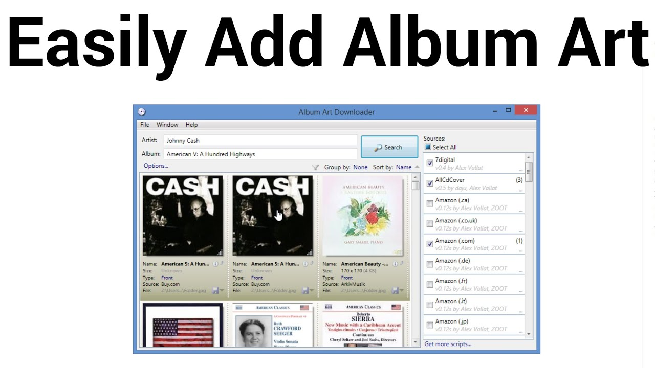 How to Add Album Art to Music