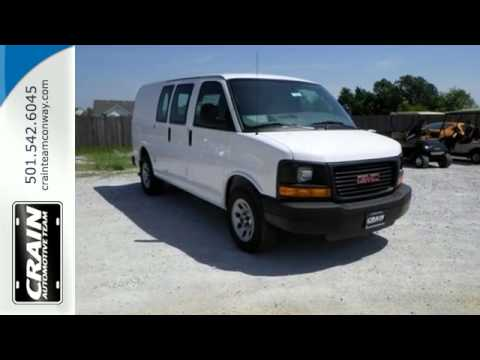 2014 gmc savana cargo van conway ar little rock ar 4sg1429 sold youtube. Black Bedroom Furniture Sets. Home Design Ideas