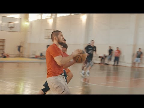 Pipes - Dagestan - Where Basketball and Rugby Meet