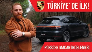 Çizilmeyen Porsche Macan 2020 inceleme | Porsche PPF Araç Kaplama | Porsche Macan SUV Sürüş izlenimi