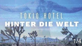 Tokio Hotel - Hinter Die Welt - Documentary - 1/4
