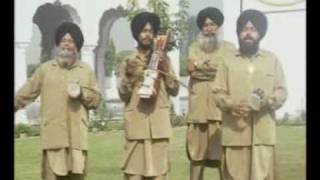 Dhadi Gurbaksh Singh Albela , Chamkaare Painde Chakraan De.flv