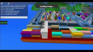 Shipping Lanes Roblox Tutorial