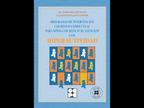 Programa de intervenci n cognitivo conductual para ni os Libros de ceramica pdf