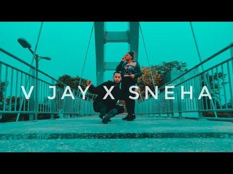 Tyga - Taste (David Jay & TyRo Dancehall Remix) cover by | SNEHA SHANDILYA x V JAY NEGI |
