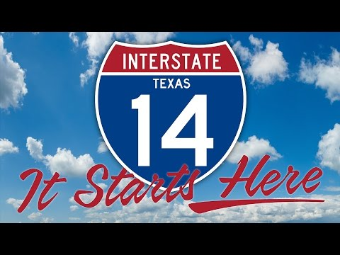 Interstate 14 -