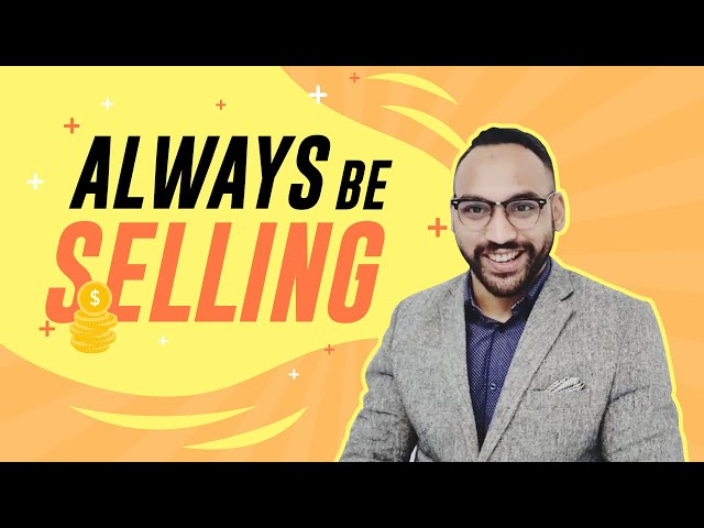 Always Be Selling | SMMA with Abul Hussain