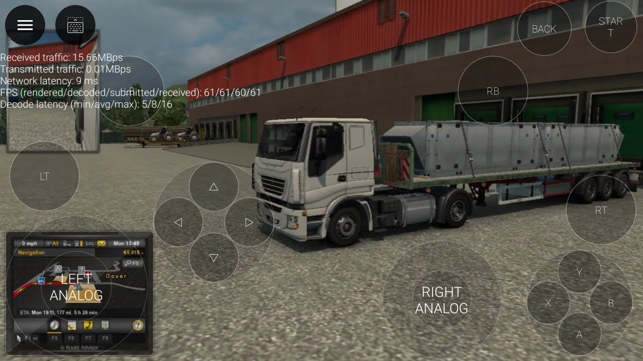 Game mod euro truck simulator 2 android | Euro Truck
