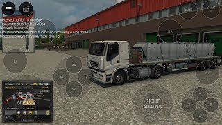Euro Truck Simulator 2 - PC Games on Android - New Service - Galaxy S7
