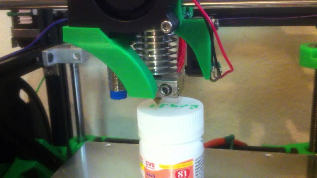 Color printing tamu - Tamu 3d Braille Printer 3d Prints Braille On Curved Surfaces