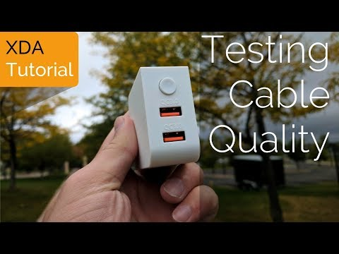 How to Test the Quality of your Cables