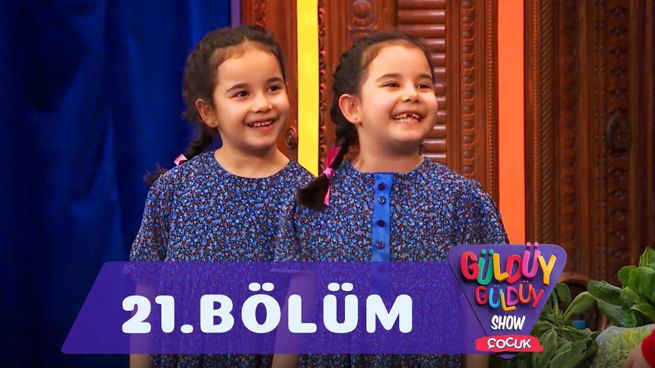 Güldüy Güldüy Show Çocuk 21.Bölüm (Tek Parça Full HD)