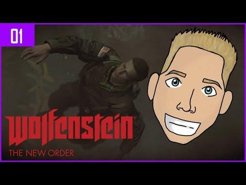 Wolfenstein The New Order Episode Episode 1 [BLIND] -||- Jimmy Neutron Joined The Nazis