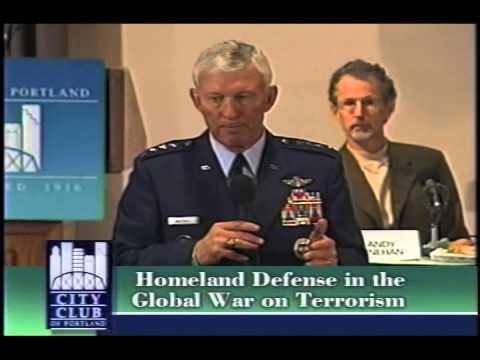 Homeland Defense in the Global War on Terrorism