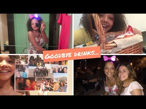Weekvlog #78 The end of my internship in Barcelona... | LIFE AS AN INTERN