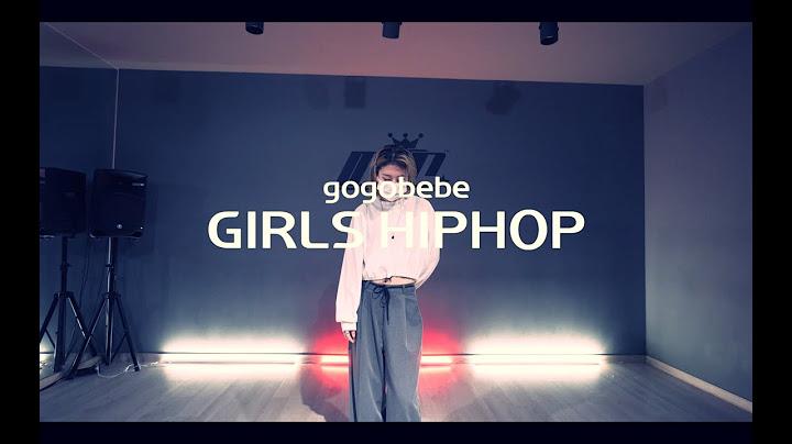 고고베베(gogobebe) - 마마무(Mamamoo) / MJC DANCE / Girls Hiphop SOPYYY