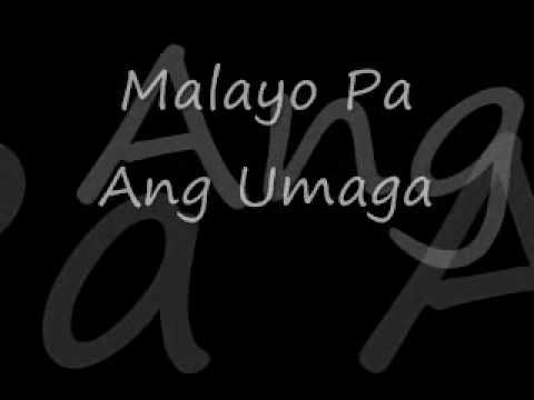 Aria Clemente - Malayo Pa Ang Umaga...