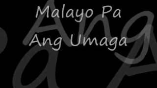 Aria Clemente - Malayo Pa Ang Umaga (Lyrics)