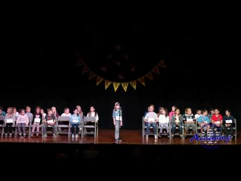 COA Spelling Bee - March 30, 2017
