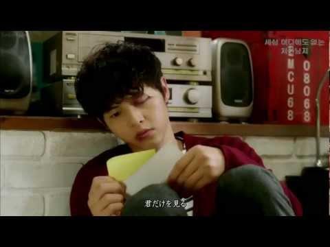 [日本語字幕] Song Joong Ki(송중기) - Really(정말)