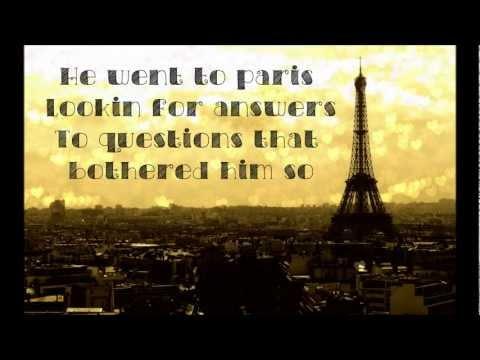 Jimmy Buffett- He Went To Paris [Lyrics]