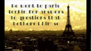Jimmy Buffett- He Went To Paris [Lyrics]