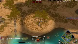 Age of mythology PRO 1V1 online match