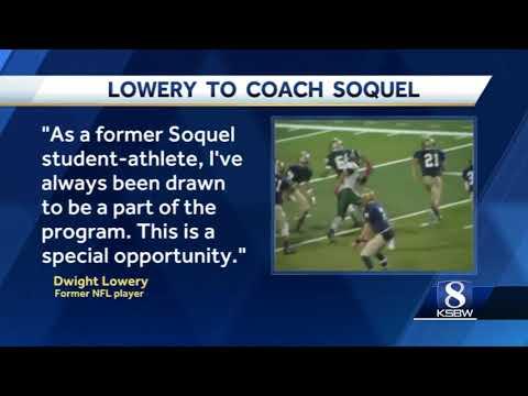 Former NFL player to coach Soquel High School
