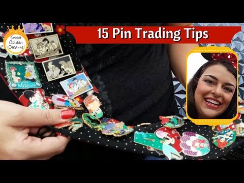 15 Disney Pin Trading Tips for Newbies