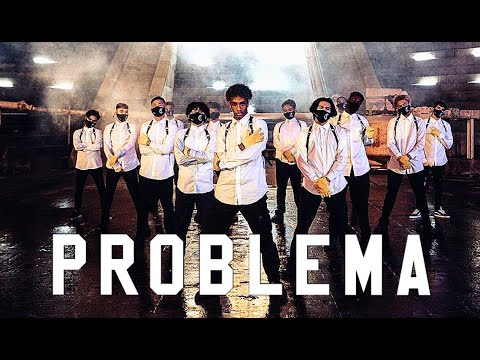 Daddy Yankee – Problema (official dance video) Chapkis Dance Family