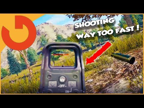FASTEST SHOOTING HACKER EVER! (Catching Hackers in PUBG)