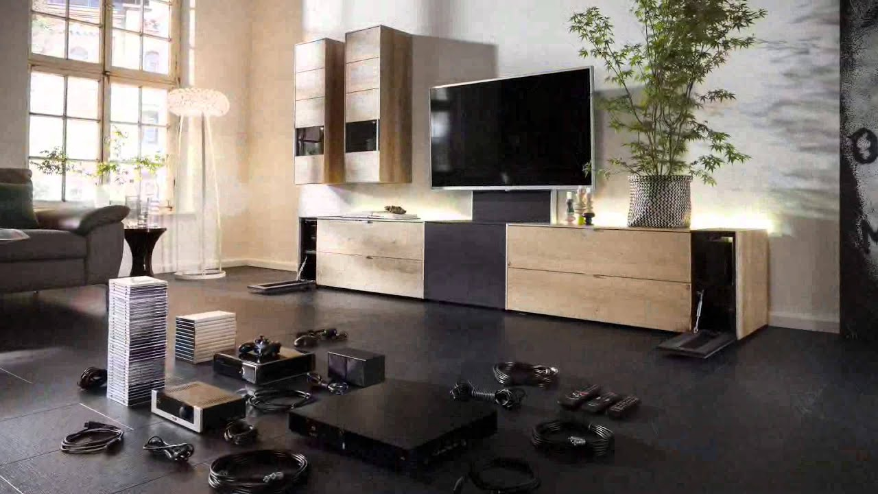 musterring tv meubel youtube. Black Bedroom Furniture Sets. Home Design Ideas