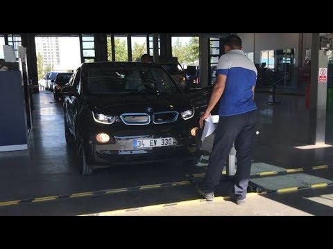 %100 Elektrikli Araba BMW i3 Muayenesi [Egzoz Emisyon Pulu Yok]